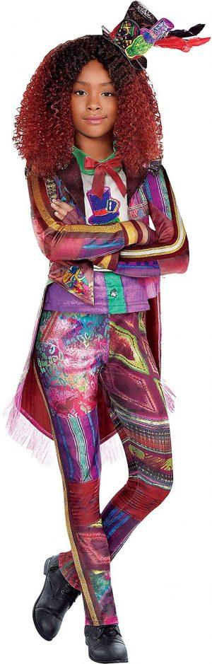 Fantasia Descendentes 3 Disney Celia Infantil Luxo Child Celia Costume Descendants 3