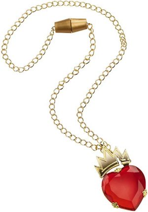 Colar Descendentes 2 Disney Evie Infantil Evie Necklace Child Descendant