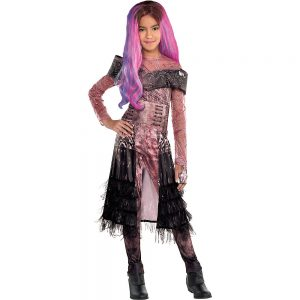 Fantasia Descendentes 3 Disney Audrey Infantil Child Audrey Costume – Descendants 3