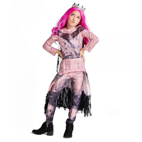 Fantasia Descendentes 3 Disney Audrey Infantil Elite Audrey Costume for Kids – Descendants 3