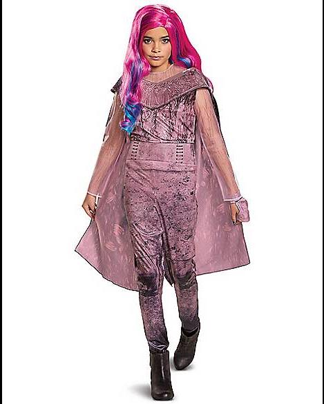 Fantasia Descendentes 3 Disney Audrey Luxo Infantil Disney Audrey Descendants 3 Classic Girls' Costume