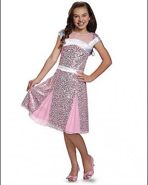 Fantasia Descendentes Disney Audrey Infantil Luxo Kids Audrey Coronation Dress Deluxe