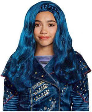 Peruca Descendentes 2 Disney Evie Infantil Luxo Disney's Descendants 2: Evie Child Wig