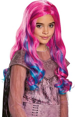Peruca Descendentes 3 Disney Audrey Infantil Luxo Descendants 3 Audrey Child Wig