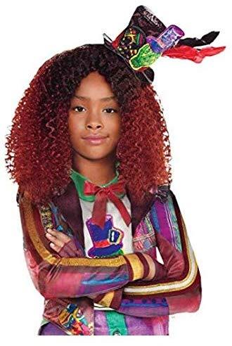 Peruca Descendentes 3 Disney Celia Infantil Luxo Celia Wig for Girls, Descendants 3,