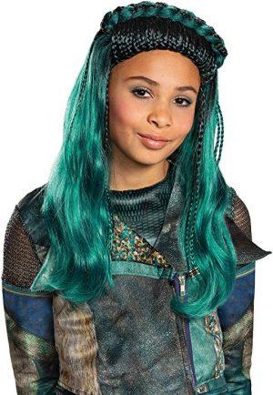 Peruca Descendentes 3 Disney Uma Infantil Luxo Uma Child Wig