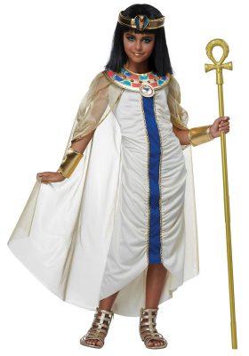 Fantasia infantil menina CLEOPATRA GIRLS NILE PRINCESS COSTUME