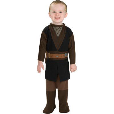 Fantasia Anakin Skywalker Luke Star Wars Bebê Rubie's Costume Anakin Skywalker
