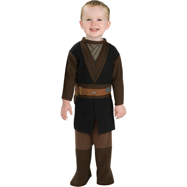 Fantasia Anakin Skywalker Luke Star Wars Bebê Rubie's Costume Anakin Skywalker
