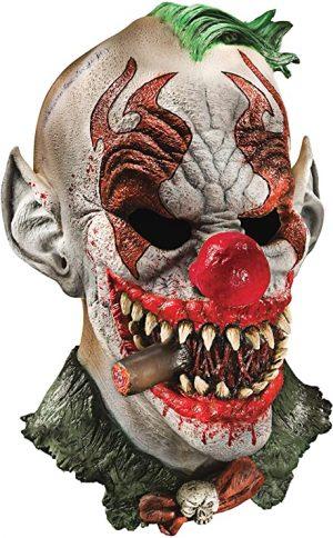 Máscara de látex de espuma para homens da Rubie, multicolorida, tamanho único