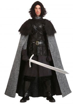 Fantasia Adulto Dark Northern King Game of Thrones- Dark Northern King Men's Costume