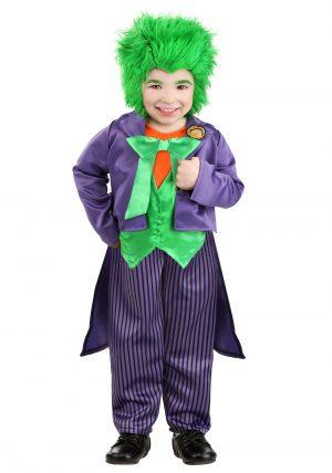 Fantasia Infantil Coringa – The Joker Toddler Costume
