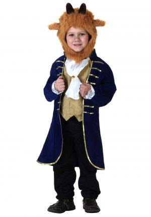 Fantasia Infantil Fera – Toddler Beast Costume