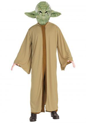 Fantasia Infantil YODA – Kids Yoda Costume