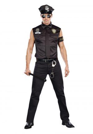 Fantasia  masculino de policial sexy – Sexy Cop Men's Costume