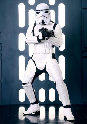 Fantasia Realista Stormtrooper Star Wars – Realistic Stormtrooper | Star Wars Costume
