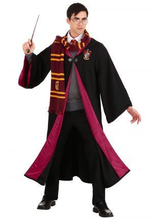 Fantasia de Harry Potter para Adultos -Deluxe Harry Potter Costume for Adults