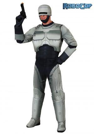 Fantasia de Robocop adulto –  Adult Robocop Costume