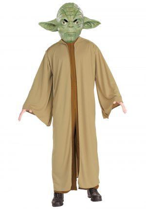 Fantasia de Yoda para adultos – Adult Yoda Costume