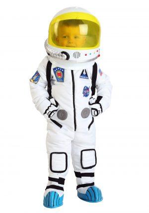 Fantasia de Astronauta para Crianças -Toddler Deluxe Astronaut Costume