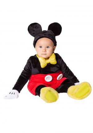 Fantasia de bebê Mickey Mouse da Disney -Disney Mickey Mouse Premium Baby Costume