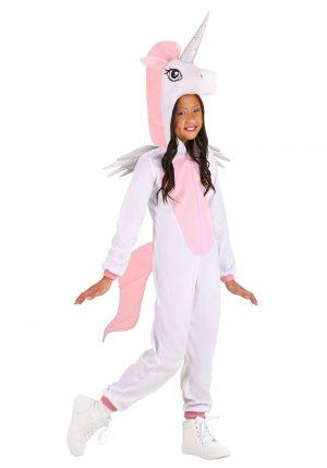 Fantasia de macacão infantil de unicórnio -Kid's Unicorn Jumpsuit Costume