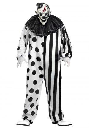 Fantasia de palhaço assassino – Men's Killer Clown Costume