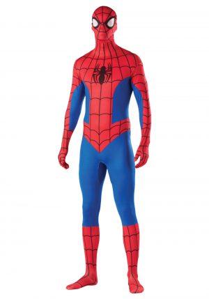 Fantasia de pele  do Homem-Aranha / Amazing Spider-Man 2 Second Skin Suit