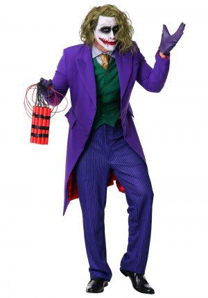 Fantasia do Coringa para Adultos – Grand Heritage DC Comics The Joker Costume
