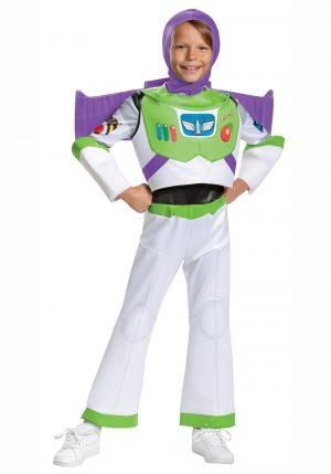 Fantasia infantil Toy Story Buzz Lightyear – Toy Story Toddler Buzz Lightyear Deluxe Costume