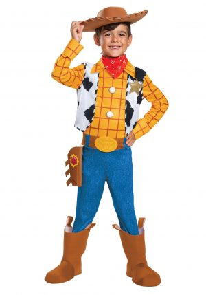 Fantasia infantil Toy Story Woody – Deluxe Toy Story Toddler Woody Costume