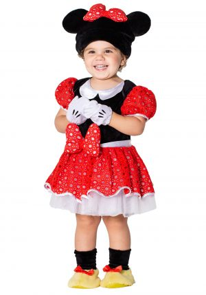 Fantasia infantil bebê Minnie Mouse- Disney Baby Minnie Mouse Costume