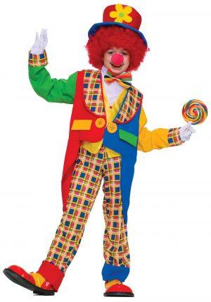 Fantasia infantil de Palhaço – Kids' Clown Costume