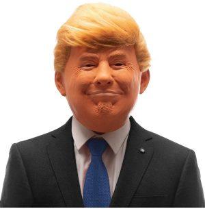 Máscara Realista  Donald Trump – Donald Trump Realistic Head Mask
