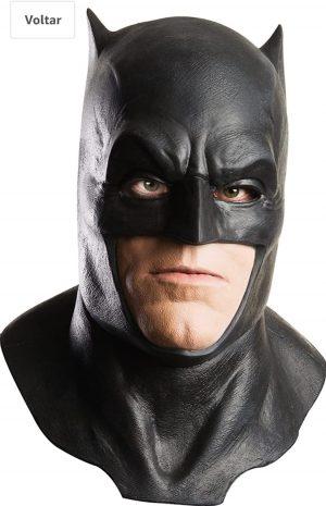 Máscara Batman Foam LATEX