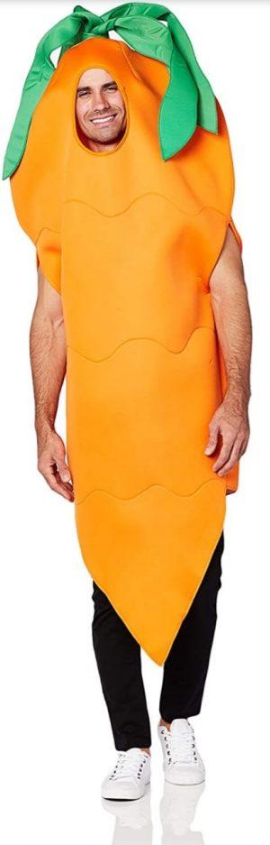 Fantasia Adulto Cenoura