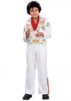 Fantasia Infantil ELVIS Presley – Deluxe Child Elvis Costume