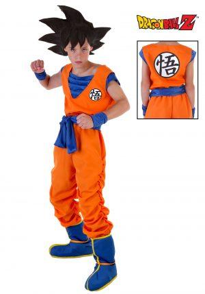 Fantasia de Goku para meninos- Boys Goku Costume
