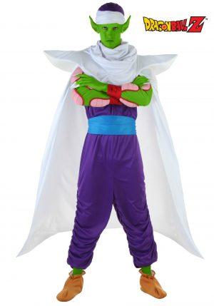 Fantasia de Dragon Ball Z Piccolo – Dragon Ball Z Piccolo Costume