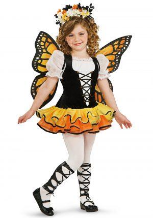 Fantasia de borboleta monarca para criança – Toddler Monarch Butterfly Costume