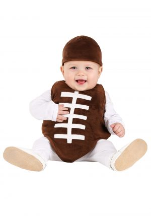 Fantasia de futebol Americano para Bebe -Football Costume for Infants