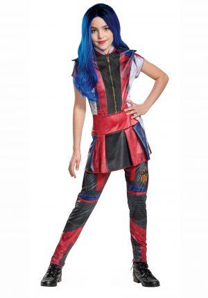Fantasia Evie de Descendants 3 Girls – Descendants 3 Girls Evie Classic Costume