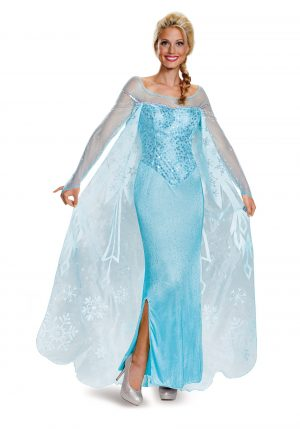 Fantasia Frozen Elsa – Frozen Adult Elsa Prestige Costume