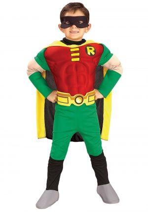 Fantasia Robin – Kids Deluxe Robin Costume