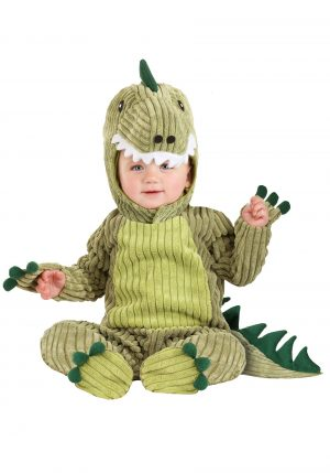 Fantasia T-Rex para bebês- T-Rex Costume for Infants