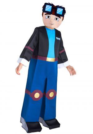 Fantasia Tube Heroes Dan TDM Boy – Tube Heroes Dan TDM Boy's Costume