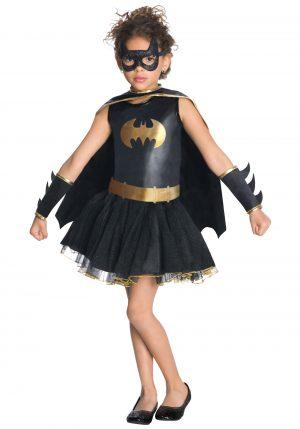 Fantasia de Batgirl infantil – Kids Batgirl Tutu Costume