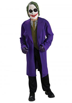 Fantasia de Coringa para Adolescentes – Traje Tween Joker
