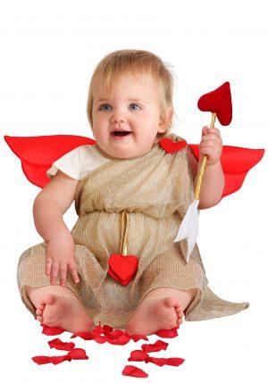 Fantasia de Cupido para bebe – Infant Cupid Costume