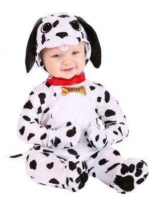 Fantasia de Dálmata para Bebês – Baby Dapper Dalmatian Costume